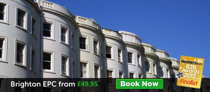Residential Energy Performance Certificates in Brighton