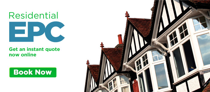Residential EPC | Energy Performance Certificates from as little as £49.95